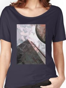 Galactic Tensions Women's Relaxed Fit T-Shirt