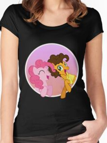 Pinkie Sandwich Women's Fitted Scoop T-Shirt