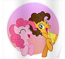 Pinkie Sandwich Poster