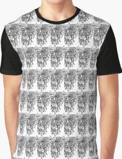 Jungle cat lady  Graphic T-Shirt