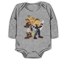 Playstation Duo Teams! One Piece - Long Sleeve