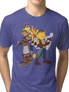 Playstation Duo Teams! Tri-blend T-Shirt