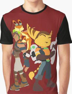 Playstation Duo Teams! Graphic T-Shirt