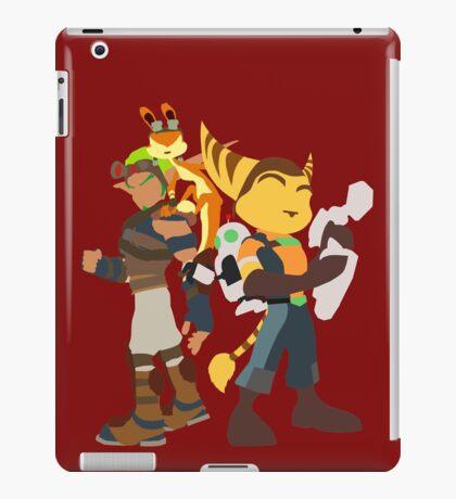 Playstation Duo Teams! iPad Case/Skin