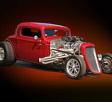 1934 Chevrolet Coupe by DaveKoontz