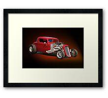 1934 Chevrolet Coupe Framed Print