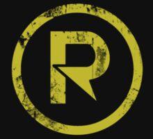 Robin Grunge Logo by Grimang3l