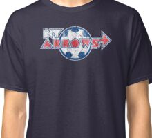 New York Arrows Jersey Classic T-Shirt