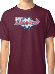 New York Arrows Jersey Classic T-Shirt