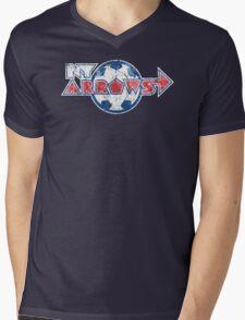 New York Arrows Jersey Mens V-Neck T-Shirt