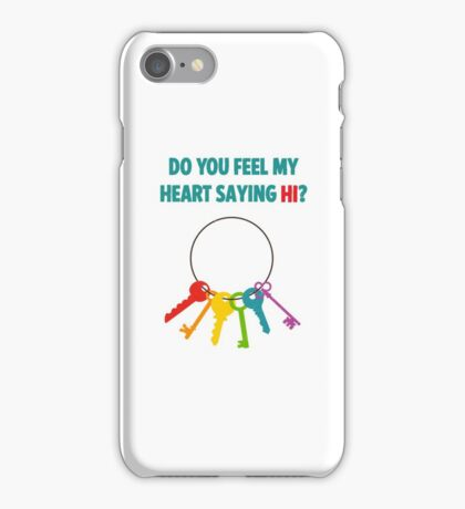 Fun Home - Ring of Keys iPhone Case/Skin