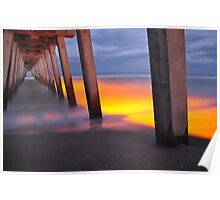 Venice Pier, As Is Poster