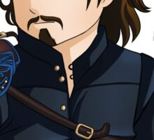 Athos Season 3 Sticker