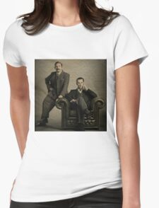 Abominable Bride Womens Fitted T-Shirt