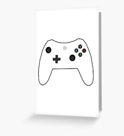 Xbox Greeting Card