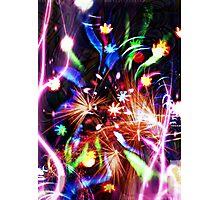 Beautiful Explosion Photographic Print