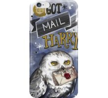 """YOU GOT MAIL, HARRY"" iPhone Case/Skin"