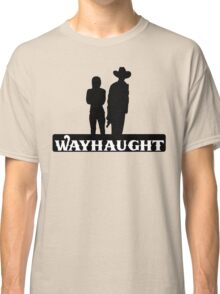 Wayhaught - Silhouette Classic T-Shirt