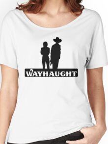 Wayhaught-Silhouette Women's Relaxed Fit T-Shirt