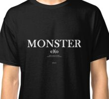 EXO - MONSTER EX'ACT White Classic T-Shirt