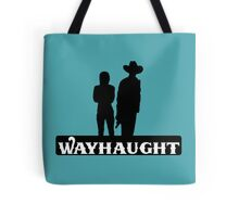 Wayhaught - Silhouette Tote Bag