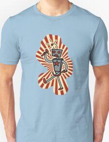 Giant communist robot Unisex T-Shirt