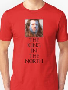 King In The North Parody Design Unisex T-Shirt