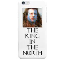 King In The North Parody Design iPhone Case/Skin