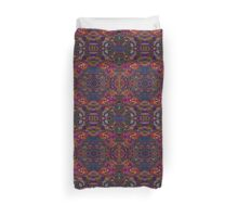 Psychedelic Abstract colourful work 248(Tile) Duvet Cover