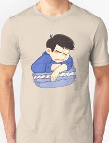 Slepping Karamatsu macaron Unisex T-Shirt