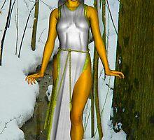 Snow Queen by Icarusismart