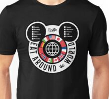 Eat Around the World - EPCOT checklist Unisex T-Shirt