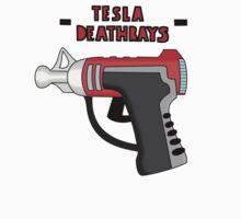Tesla Deathrays  Kids Clothes