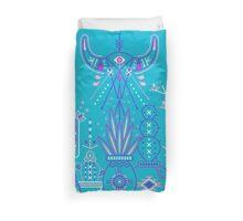 Santa Fe Garden – Blue & Purple Duvet Cover