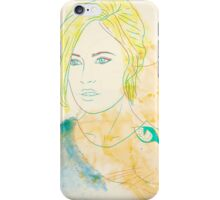 The Animals - Gail Peck iPhone Case/Skin