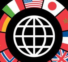 Drink Around the World - EPCOT Checklist v2 Sticker