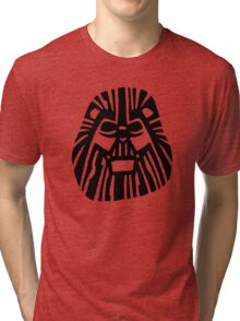 Darth Mufasa (Lion King + Star Wars) Tri-blend T-Shirt