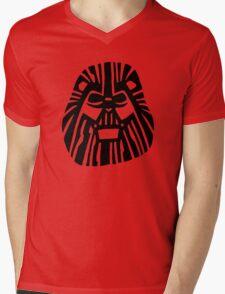 Darth Mufasa (Lion King + Star Wars) Mens V-Neck T-Shirt