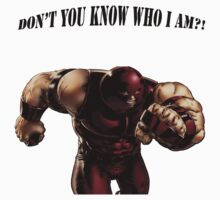 I'M THE JUGGERNAUT by ziadde