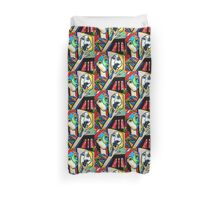 PICASSO PAINTING BY NORA The Artist Duvet Cover