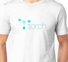 Torch Logo Horizontal Unisex T-Shirt