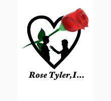Rose Tyler,I... Unisex T-Shirt