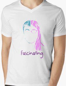 Shamy The Big Bang Theory Fascinating Mens V-Neck T-Shirt