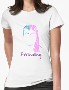Shamy The Big Bang Theory Fascinating Womens Fitted T-Shirt