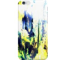 Abstract Blues iPhone Case/Skin
