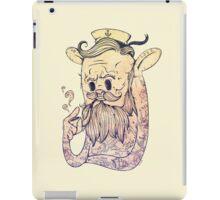 Hello Sailor!! iPad Case/Skin