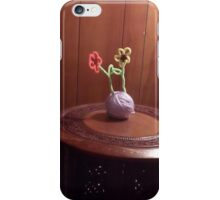 Flowers for April  iPhone Case/Skin