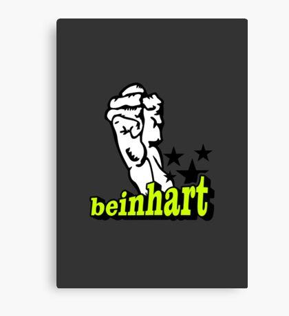 Beinhart - tough VRS2 Canvas Print