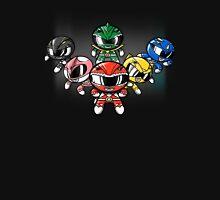 Powerpuff Rangers! Unisex T-Shirt