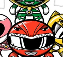 Powerpuff Rangers! Sticker